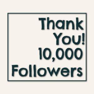 Thanks to everyone who followed me!